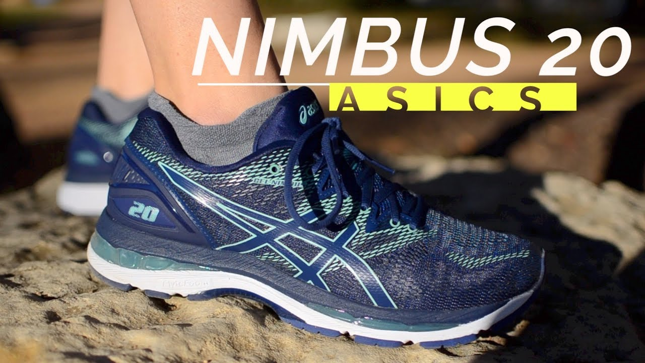 asics gel nimbus test